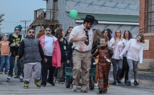 Zombie Walk and Jam - Oct 2014-6